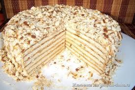 Торт на сковородке-вариация 1