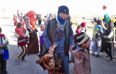 В Сирии большинство беженцев из лагеря в Джебабе вернулись домой