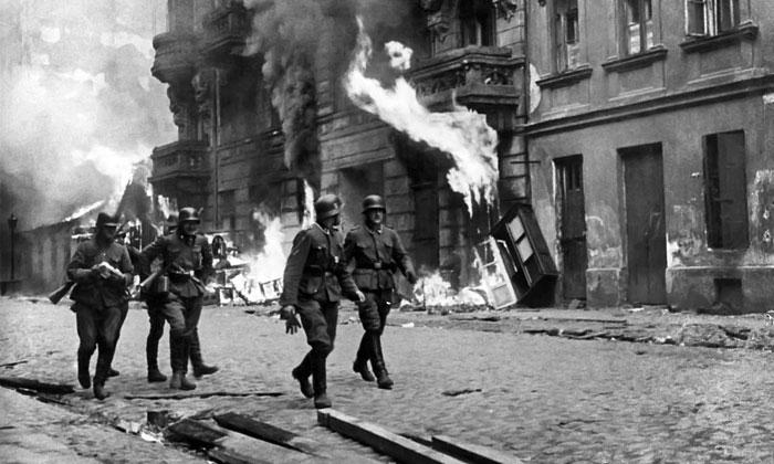 Как Eвропа Гитлера громила: Польша