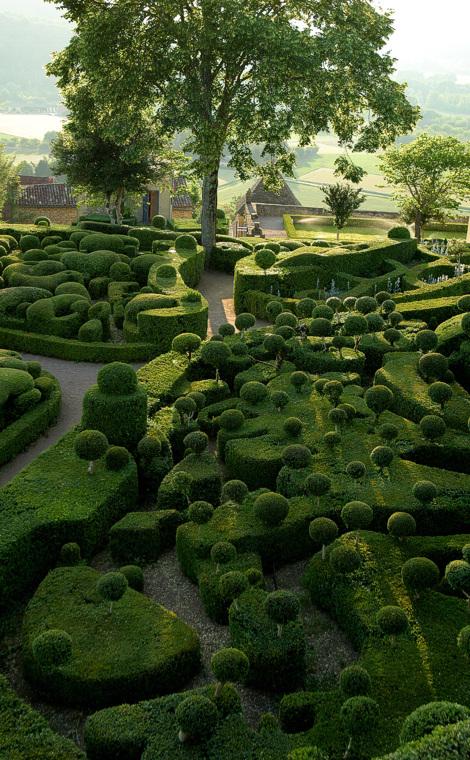 Сады Маркессака