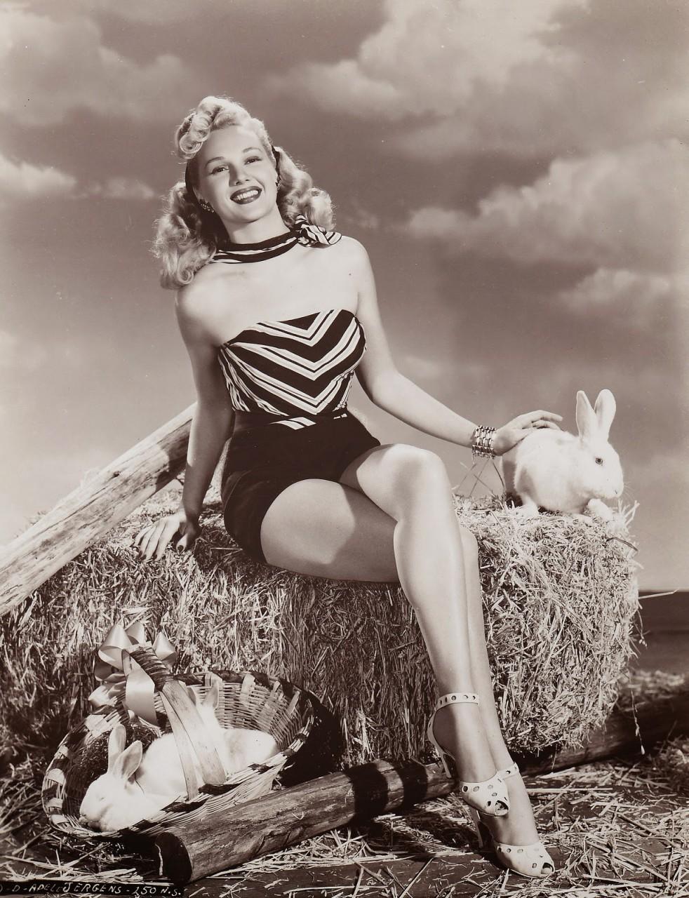 Красивые и сексуальные голливудские актрисы 1930-40 годов