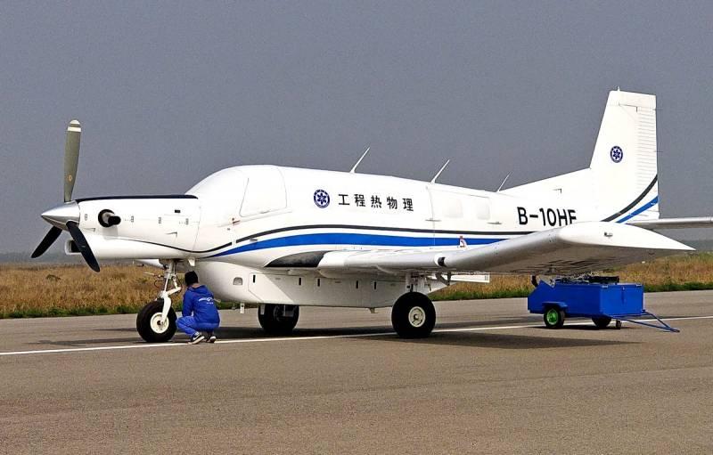 Китайский «богатырь»: Самый мощный беспилотный транспортник идет в серию
