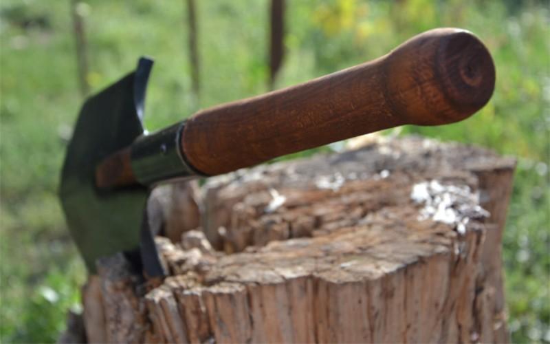 Саперная лопатка - друг солдата