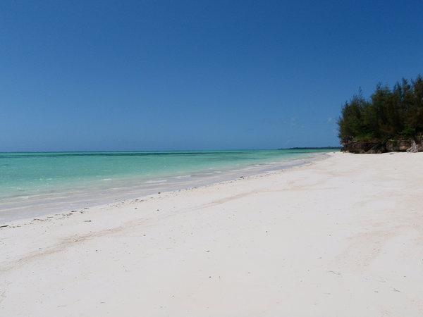Пляж Занзибара, Танзания