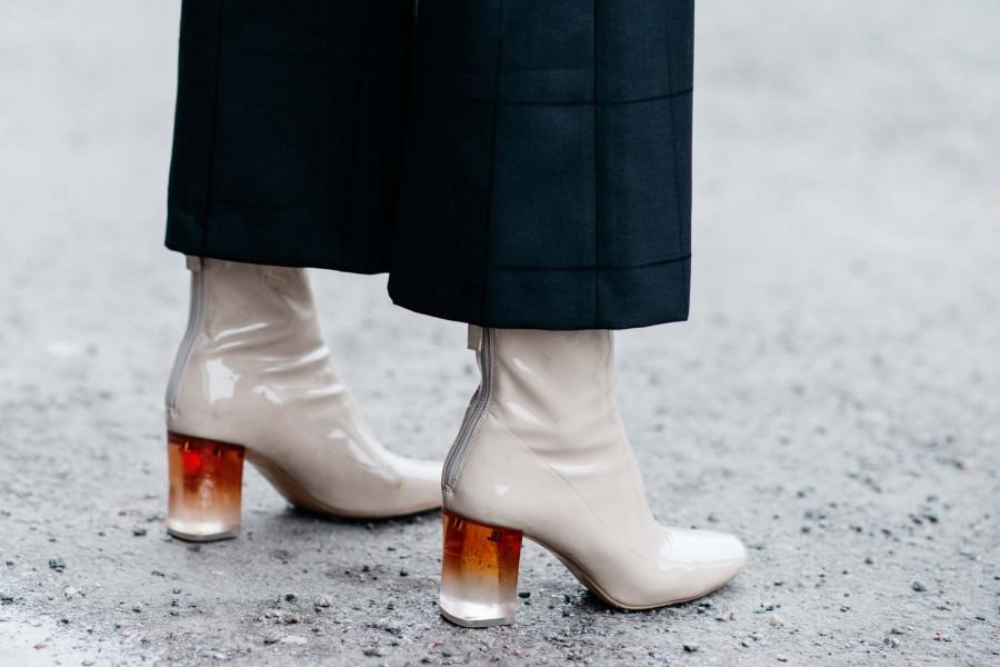 Белая обувь: когда хочется быть непрактичной