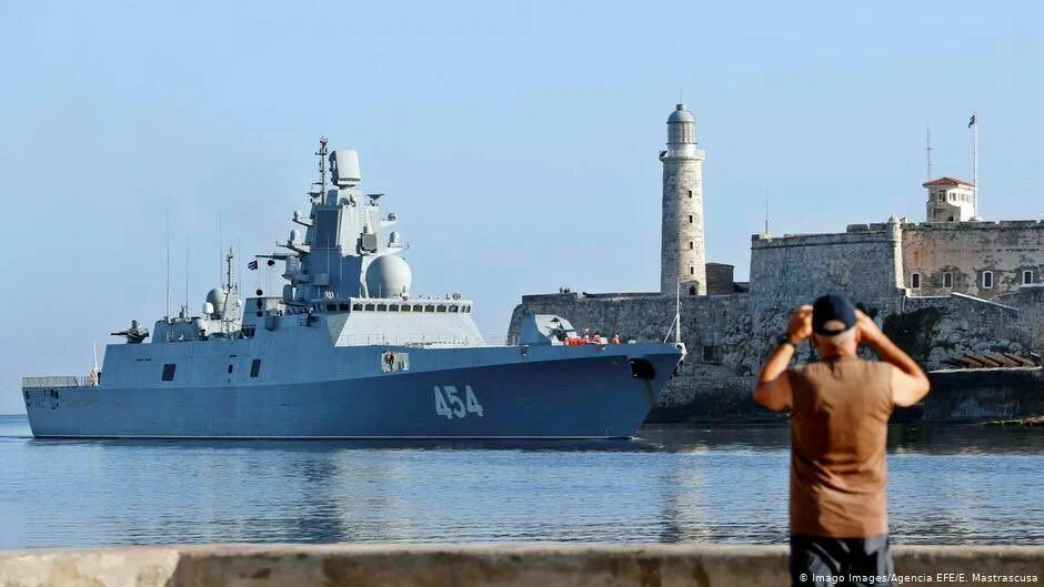 Ответ России США на развертывание ракет в Европе созданием военных баз со своими [российскими] ракетами в Венесуэле и на Кубе