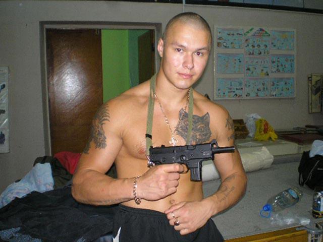 Лихие 90-е. Атрибуты настоящего бандита того времени Бригада, братва, оружие, россия