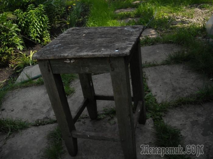 Переполох для стульев и табуреток