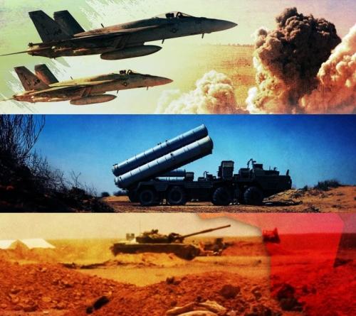 В Сирии намечается грандиозная битва. Перепуганный Вашингтон шлет телеграммы с предупреждениями