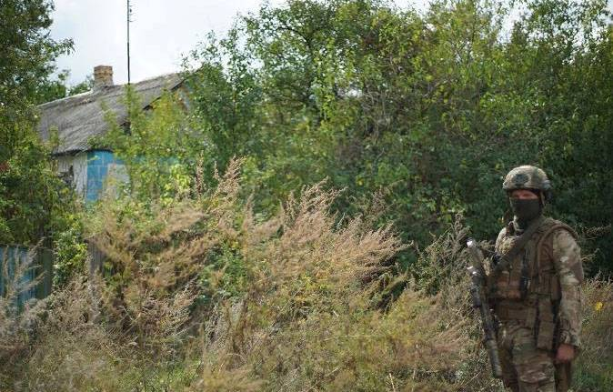 """ВСУ осуществили вторжение в """"серую зону"""". Захват населённого пункта"""