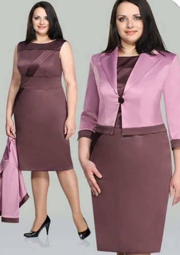 Модная одежда для невысоких
