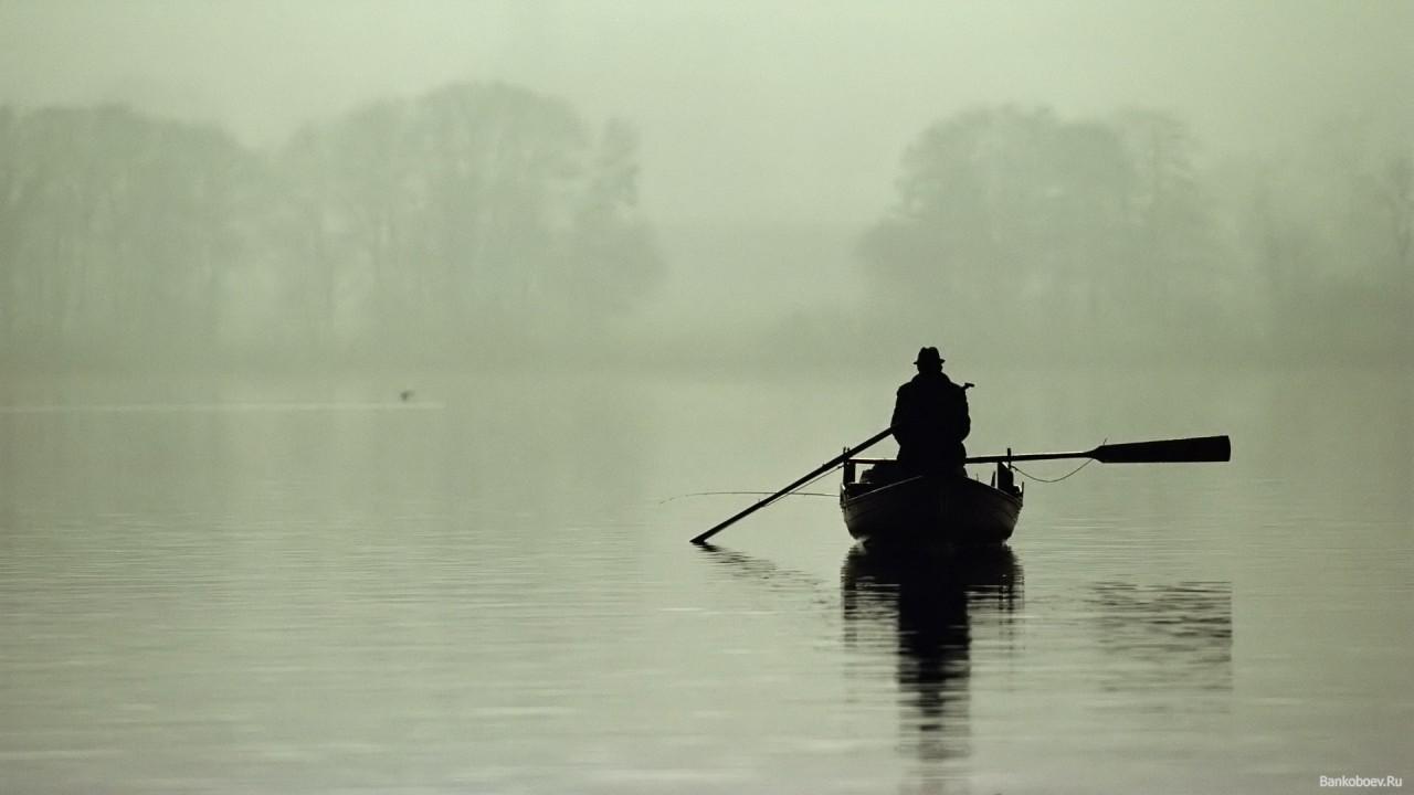 История старого рыбацкого прикола