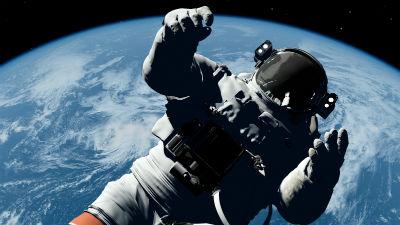Россияне смогут отправить космонавтам SMS