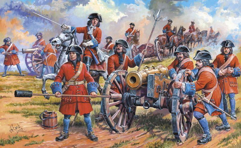 Петровская реформа русской армии