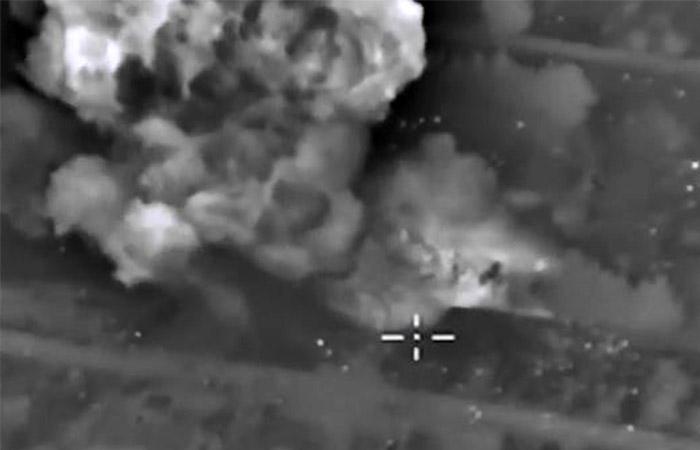 ВКС РФ уничтожили боевиков, в районе где был сбит Су-24. Эрдоган приказал посадить все самолеты ВВС Турции
