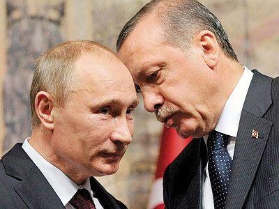 Р.Т.Эрдоган- агент Кремля?