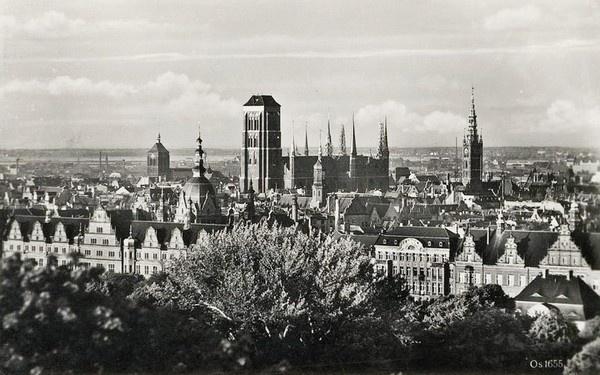 Гданьск перед Второй мировой войной
