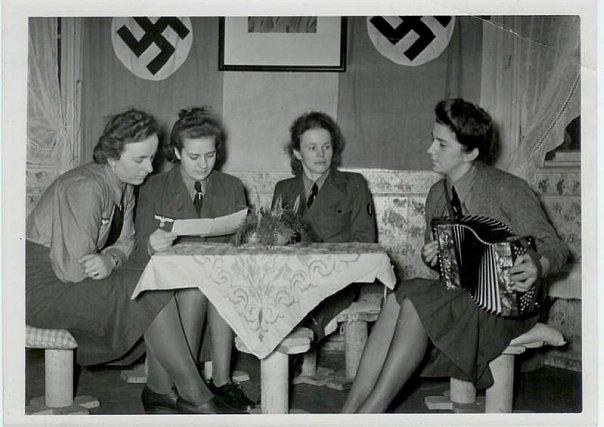 знакомства с немцами фрау либе