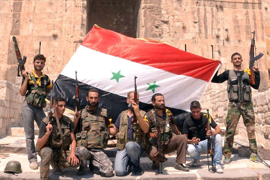 Так что с сирийским Манбиджем?