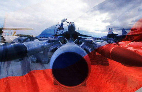 """НАТО вынуждает Россию ответить """"по-взрослому"""""""