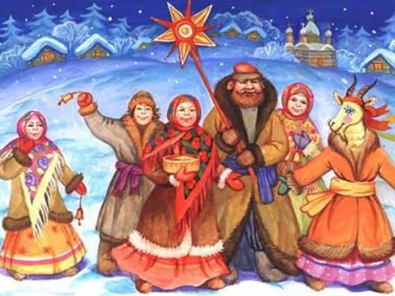 Щедрец 31 декабря - прародитель Нового года!