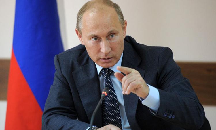 Владимир Путин одной фразой …