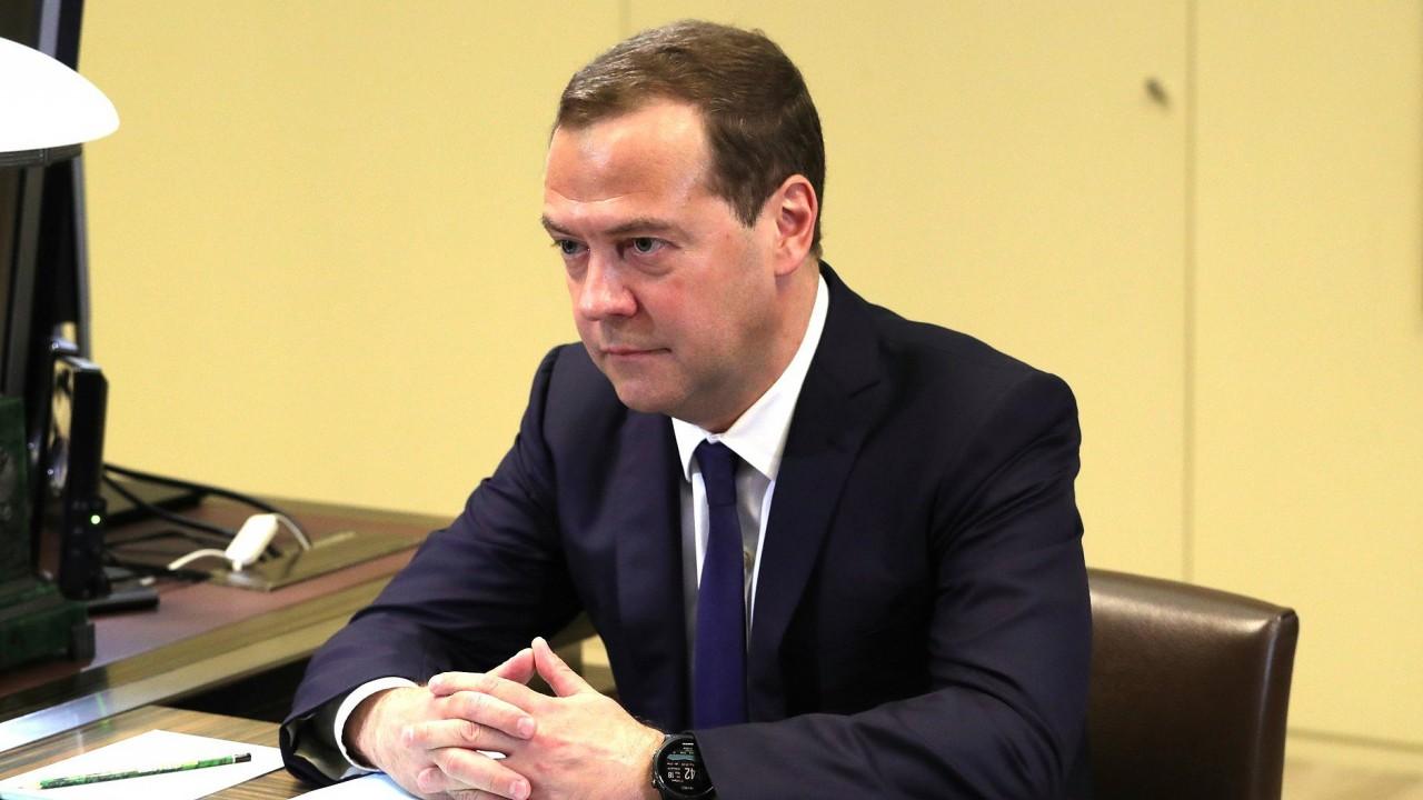 Медведев заявил, что контрсанкции против Украины коснутся сотен физических лиц