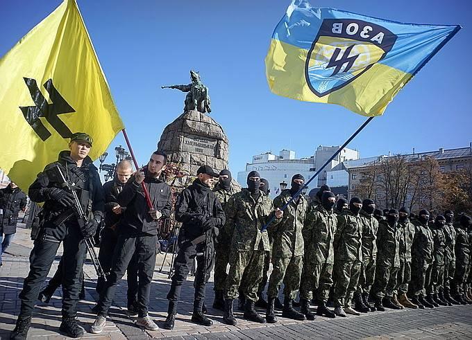 Норвежские СМИ: Украина превратилась в рассадник мирового неонацизма