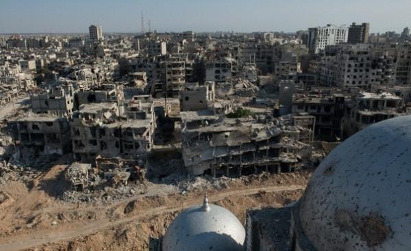 БЛИЖНИЙ ВОСТОК В СРЕЗЕ РОССИЙСКОЙ ВОЕННОЙ ОПЕРАЦИИ В СИРИИ