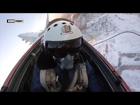 Морская авиация ТОФ приступила к зимним учениям