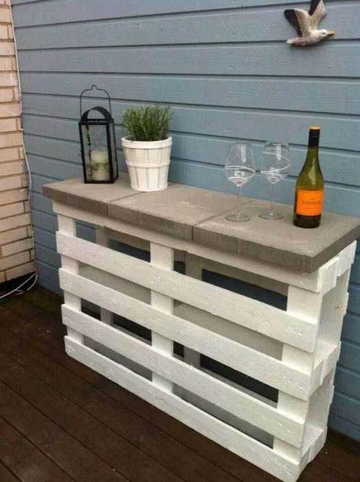 Идеи мебели для двора