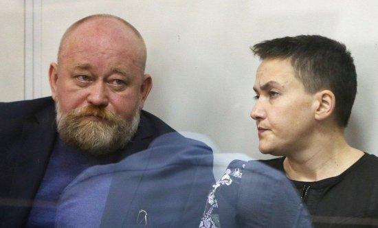 Адвокат Рыбин рассказал, кто сфабриковал дело и спровоцировал Савченко и Рубана