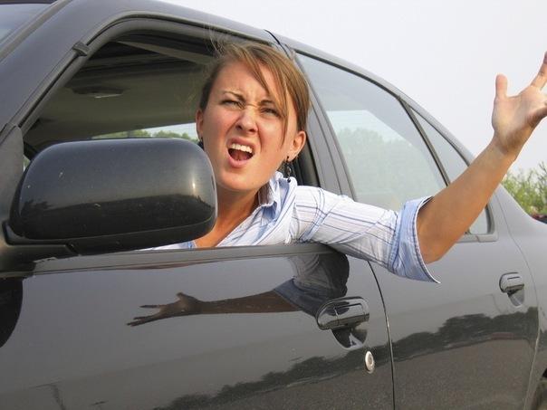 Классификация женщин за рулем