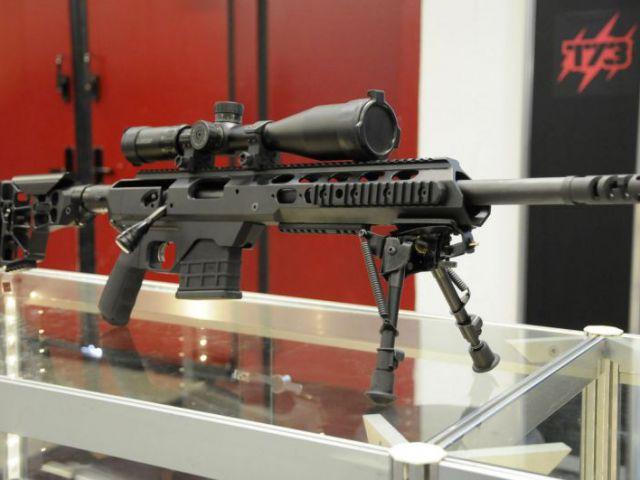 Служебная винтовка Tactical Urban Sniper (TUS Mod.1)