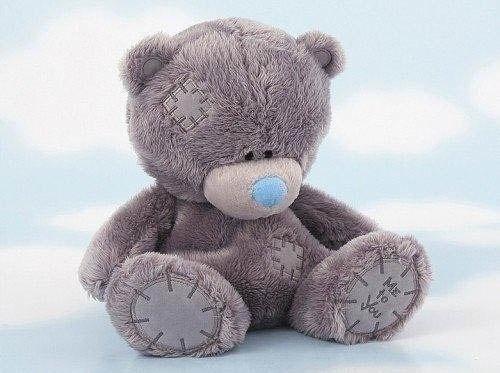 Выкройка знаменитого медвежонка Me To You