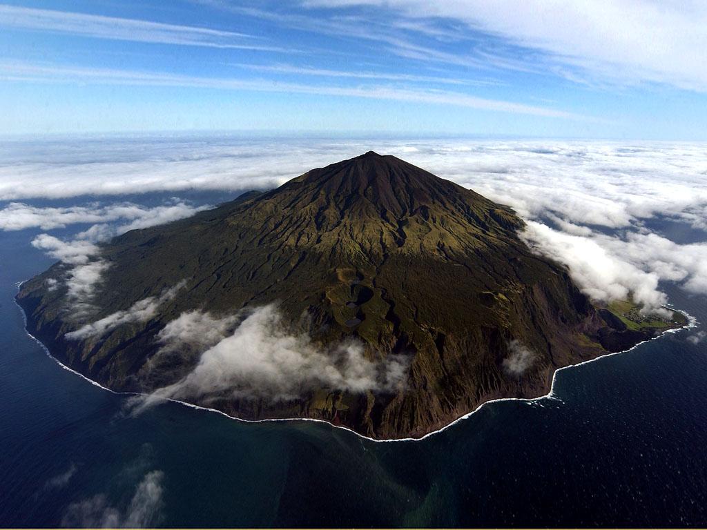 Остров Тристан-да-Кунья: Жизнь в центре океана