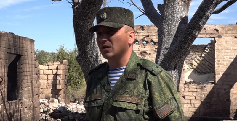 """Военнослужащие ВСУ в зоне """"АТО"""" дезертировали, застрелив своего офицера и сослуживца"""
