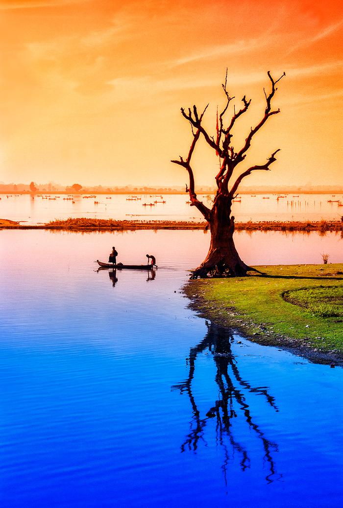 Краски мира, фотограф Юрий Бирюков