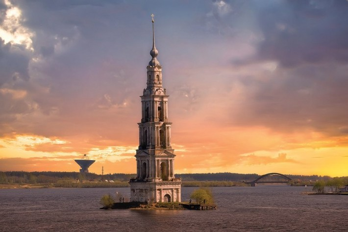 Город призрак - Молога