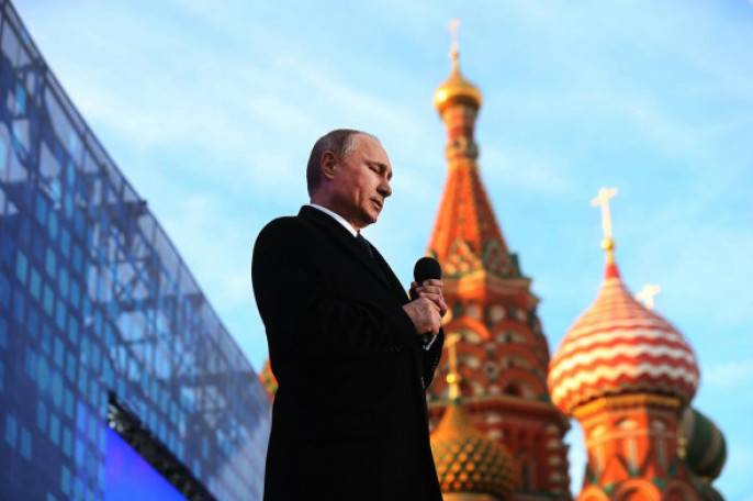 Главная забота Путина или Ялта 2.0