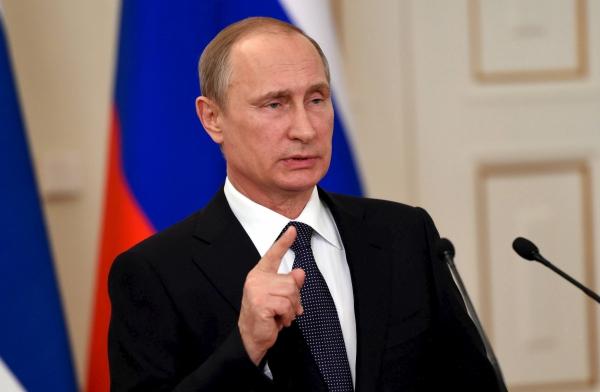 Путин заявил, что в стране происходит недопустимая расточительность природных ресурсов