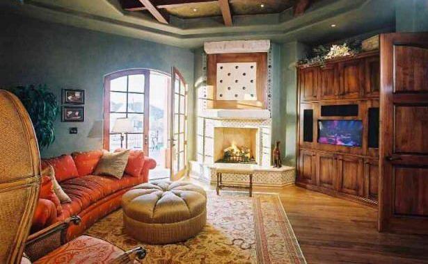 Как самому сделать уютным дом