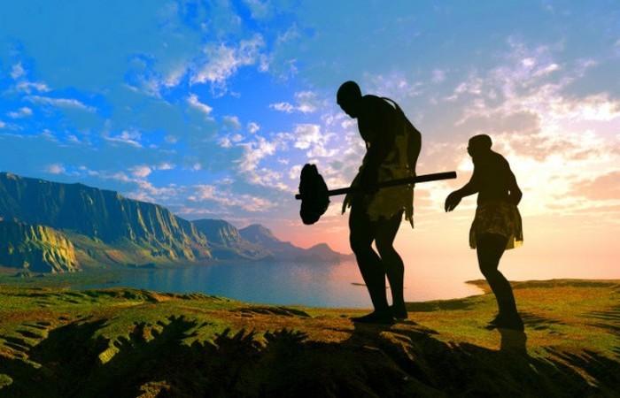1. Древнейшие люди — Омо животные, земля, наука, эволюция