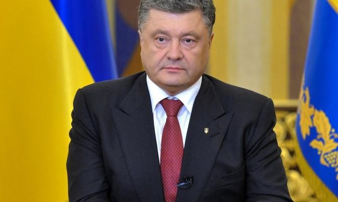 Новые санкции от Порошенко