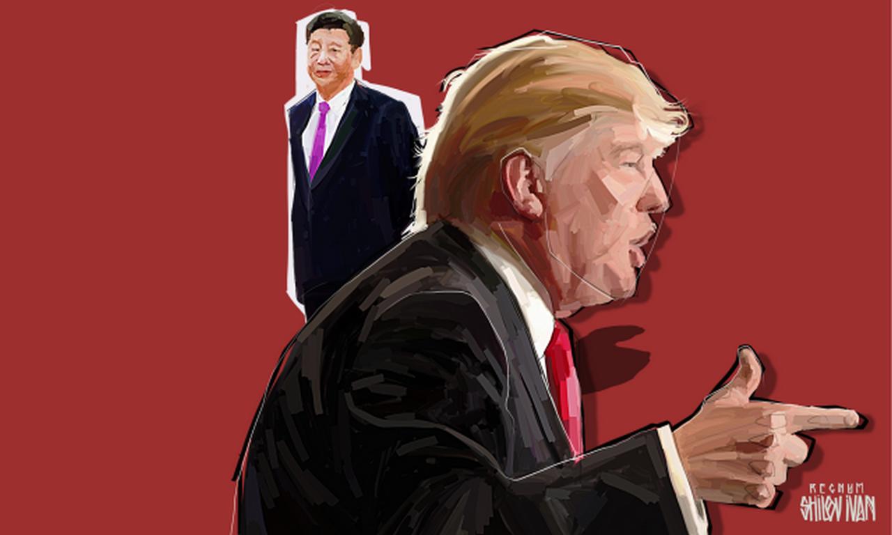 Ошибка Трампа: купит ли Китай газ с Аляски?