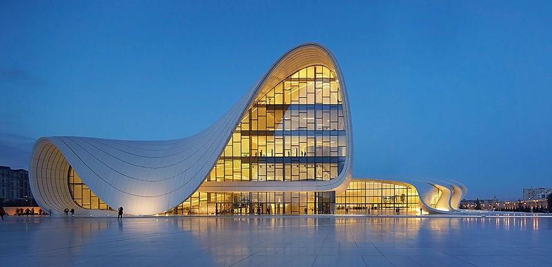 Фото победившие на Всемирном фестивале архитектуры .