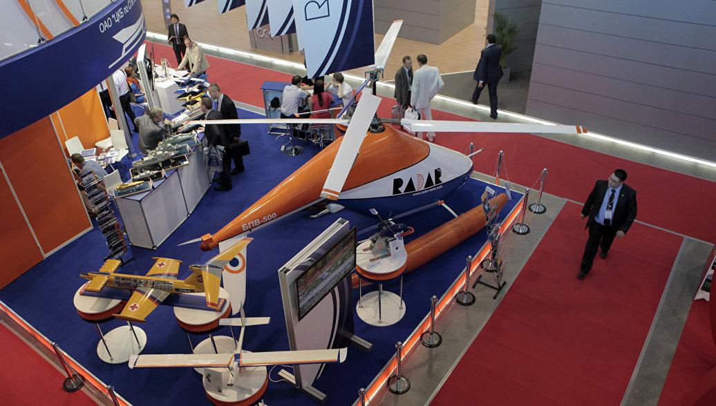 Новый российский беспилотник-вертолет БПВ-500 сможет нести оружие