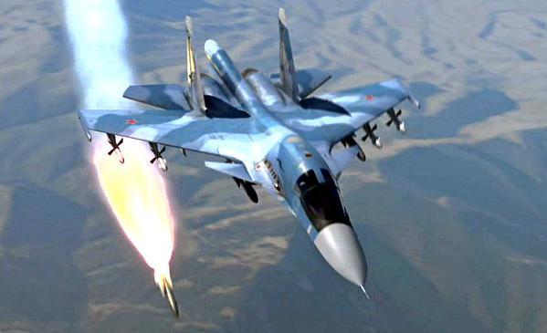 За минувшие выходные авиация ВКС РФ нанесла удары по 472 объектам террористов в Сирии