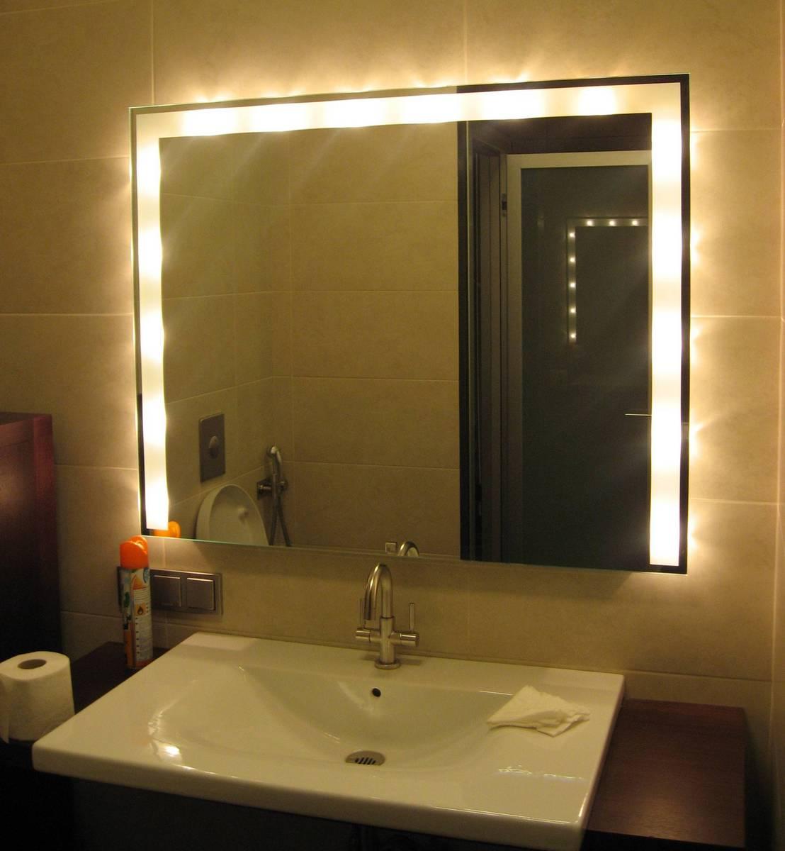 Это произойдет, если намазать мылом зеркало. Я оценил по достоинству хитрый прием!