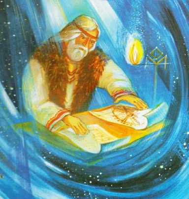 Коляда о Звездном календаре и тайнах времени